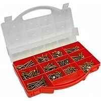 Connex DP8500084 - Tornillo para madera (pack de 900)