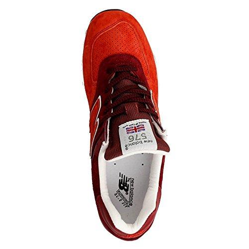 New Balance Fabriqué Au Royaume-uni (m576prp) Prp Rouge