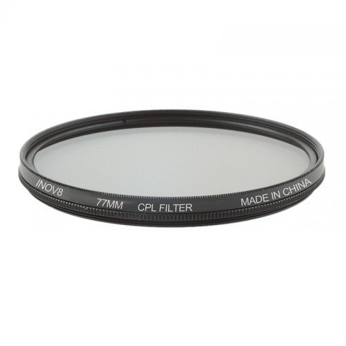 Inov8 Circular Polarising Filter (77mm)