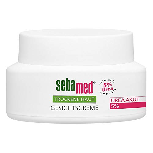 Sebamed Peaux Sèches 5% d'urée akut Crème pour le visage 50 ml crème