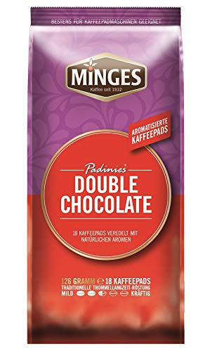 Padinies Double Chocolat, Aroma-Softpack, 6er Pack (6 x 126 g)