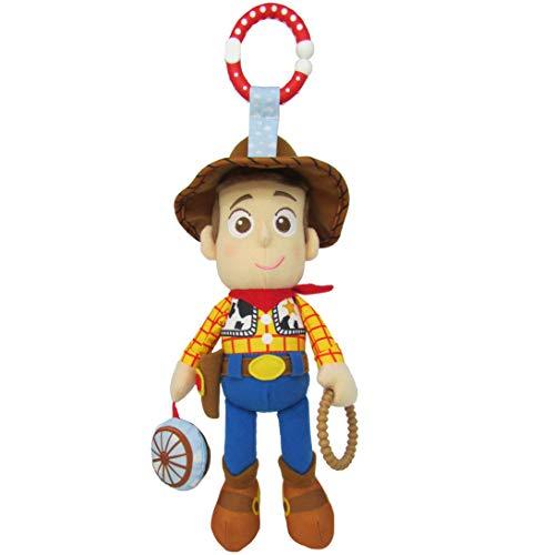 Kids Preferred Disney Toy Story Woody Aktivitätsspielzeug 25cm (Toy Baby Aus Story)