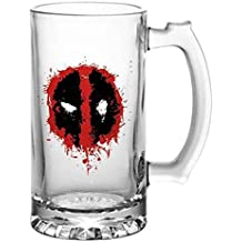 Official Merchandise Marvel Deadpool Beer Mug