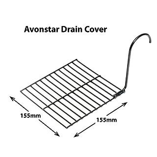 Avonstar Classics Range Drain Cover with handle British Made