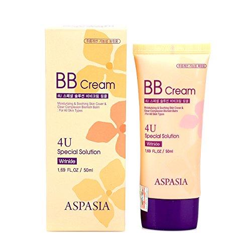 Aspasia 4U Special Wrinkle Care Solution BB Cream 50ml(1.69fl.oz) Korean Cosmetics