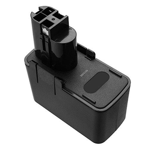 Powerextra 12V 3,0Ah Ersatzakku für Bosch 2607335055 2607335071 PSB 12VSP-2 PSR 120 PSR 12V VES-2
