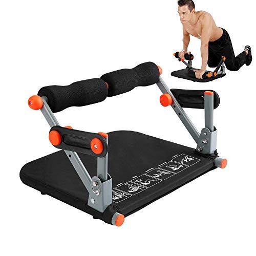LIJJY Bauchtrainer Fitnesstrainer Basic 9 In 1 | Trainiert Bauch, Rücken, Beine & Arme | Allround-Trainer