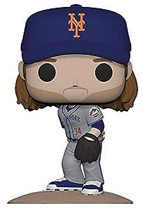 Funko- Pop Vinilo: MLB: Noah Syndergaard (New Jersey) Figura Coleccionable, (37993)