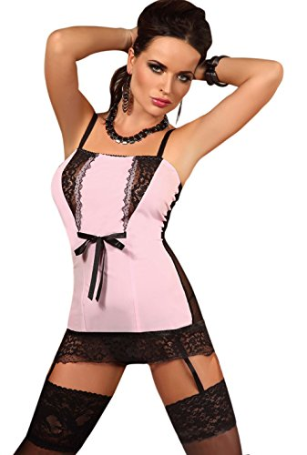 naughty-bitz-damen-dessous-set-gr-small-pinkblack