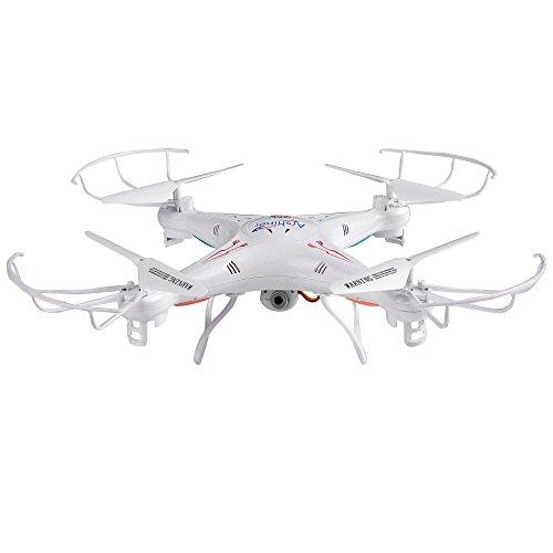 Arshiner Q5C Quadcopter RC Drone RTF 4CH 6 Achsen-Gyro 2.4GHz Headless Modus 3D Flick mit FPV 2MP 1080P HD-Kamera