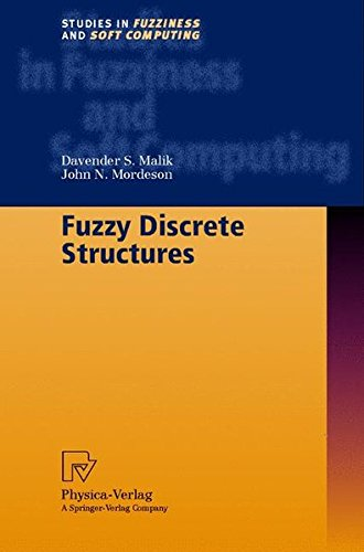 Fuzzy Discrete Structures par Davender S. Malik