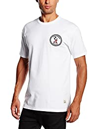 Vans - M DISNEY SS TEE WHITE - T-shirt - Homme