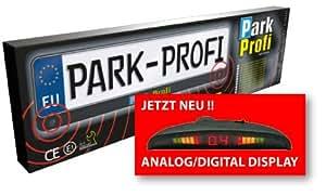 park profi einparkhilfe nummernschild r ckfahrwarner kennzeichen akustisch auto. Black Bedroom Furniture Sets. Home Design Ideas