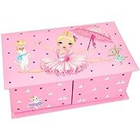 Depesche 6558Joyero Princess Mimi, Bailarina