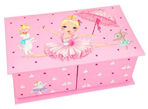 Depesche 6558 - Schmuckkästchen Princess Mimi, Ballerina