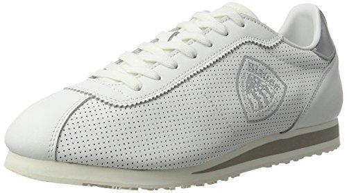 Blu Usa Mens Bowling Low-top Bianco (bianco)