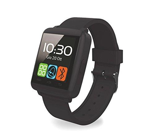 Smartwatch Bluetooth Techmade TechWatchONE Mini Pantalla Táctil 1.44' micrófono - Negro