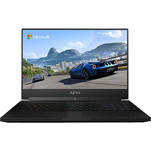 GIGABYTE Aero 15 (Aero15Wv8-DE025PB) i7 8750H, Geforce GTX 1060, 16GB RAM, 512GB SSD, 144Hz Display