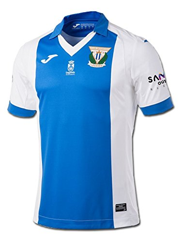 Joma - LEGANES 1ª Camiseta 17/18 Color: Azul Royal Talla: L