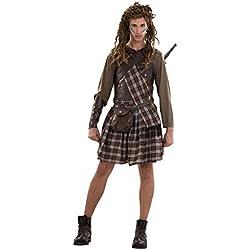 Disfraz Guerrero Escocés para hombre
