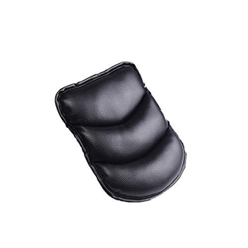 Preisvergleich Produktbild Sto Auto Armlehne Box Cover,  umweltfreundlich ungiftig,  komfortabel,  Stoßdämpfung,  Druck entlastung die Schultern des Körpers, Black