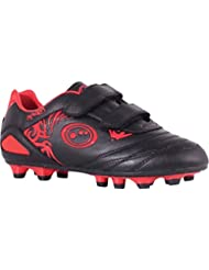 Optimum Boys' Razor Velcro Moulded Stud Football Boots