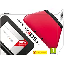 Nintendo Handheld Console - Red/Black (Nintendo 3DS XL)
