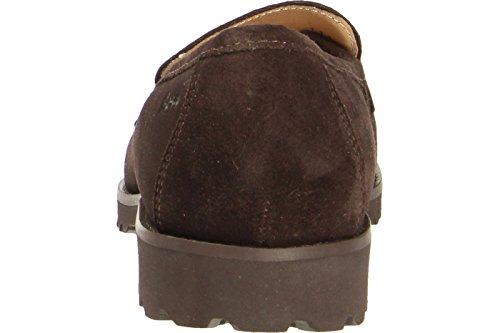 Sioux 57381 -, Mocassini donna marrone marrone Marrone