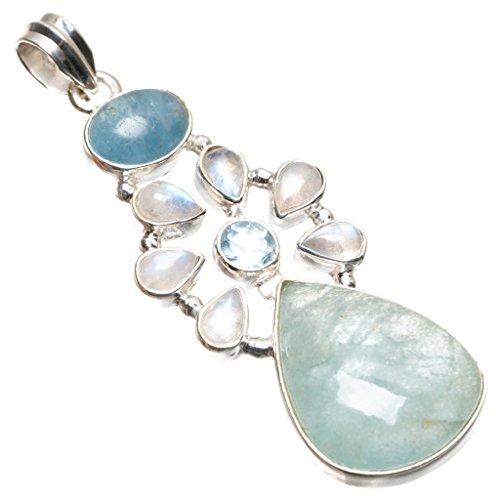 stargems-tm-natur-blau-aquamarin-mondstein-blau-topas-und-kyanit-handgefertigt-boho-925-sterling-sil