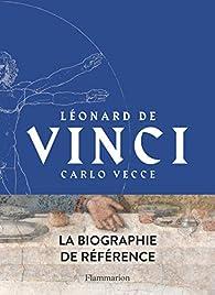 Léonard de Vinci par Carlo Vecce
