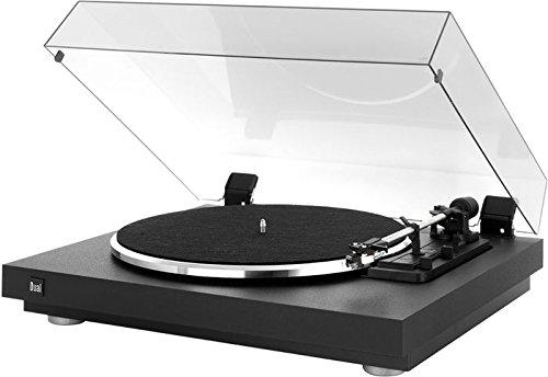 Dual Platines vinyle hi-fi CS 440 EV Noir