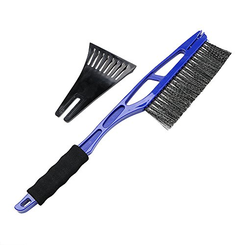 NOPNOG-auto-pala-da-neve-pennello-raschietto-per-ghiaccio-auto-strumento-di-pulizia-invernale-blu