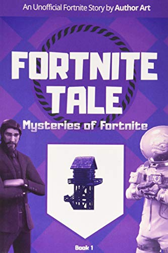 Fortnite Tale: Mysteries of Fortnite por Author Art