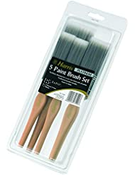 LG Harris 13190 Platinum 5 Brush Set, Set of 5 Pieces