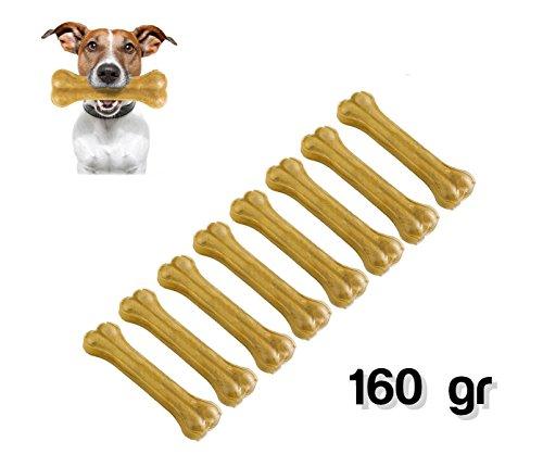 pack-8-piezas-delicioso-snack-para-perro-en-forma-de-hueso-160gr-100-piel-de-cerdo-antiestres-para-n
