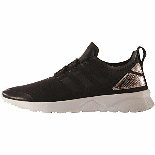 Adidas Zx Flux Adv Verve W, Scarpe da Corsa Donna Nero