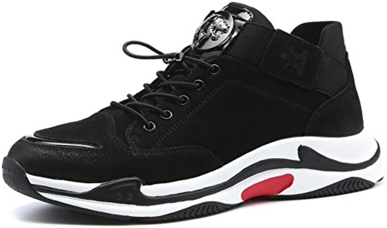 HUAN Zapatillas Para Correr Zapatos Para Hombres Moda Al Aire Libre/Tul/Casual Pisos Exteriores/Informal Caminar