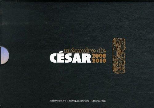 Mémoire de César 2006-2010 : Coffret 5 volumes : Rendons à César ; Les Promeneurs ; Dire Lady ; L'espoir est féminin ; Les plages d'Agnès par Gilles Porte