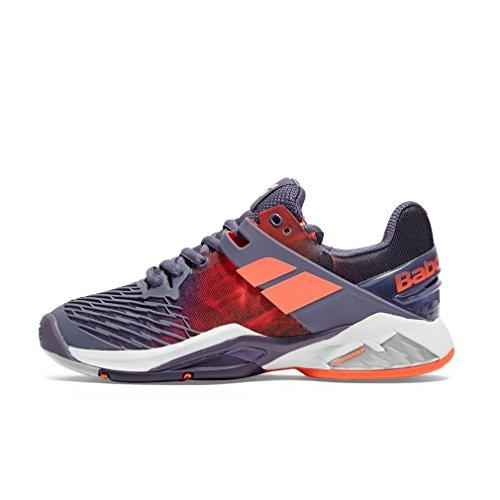Babolat Propulse Fury Zapatos de tenis para mujer Zapatillas deportivas Entrenadores Purple