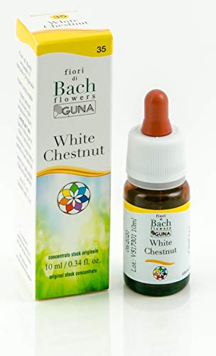 Guna Fiori di Bach White Chestnut - 10 ml