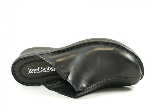 Josef Seibel Damen Catalonia 54 Clogs Noir (Schwarz)