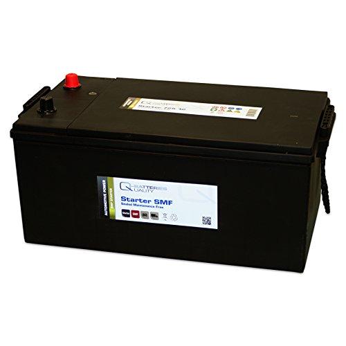 Q de Batteries Camion Batterie de démarrage 72512 Acide 12 V 225 Ah