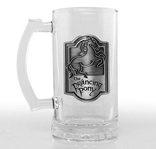 Vistoenpantalla Jarra de Cerveza The Prancing Pony. El Señor de los Anillos