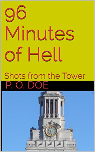 96 Minutes of Hell: Shots from the Tower (English Edition) (96 Helle)