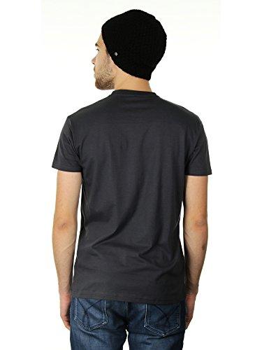 Problem Solver - Herren T-Shirt von Kater Likoli Anthrazit