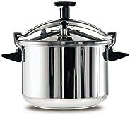 Tefal P0531134 Pressure Cooker Stanliess Steel 8 Liter