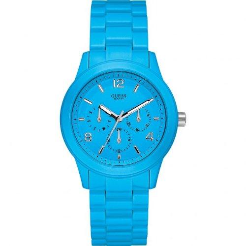 Montre Guess Ladies W11603l5 Femme Bleu