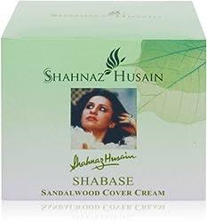 Shahnaz Husain Herbal - Shabase Sandalwood Cover Cream (40 g)