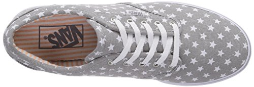 Vans ATWOOD Damen Sneakers Grau ((Faded Flag) fr FES)