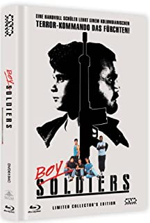 Boy Soldiers - Toy Soldiers (DVD+Blu-Ray) uncut streng limitiertes Mediabook Cover C [Limited Collector's Edition] [Limited Edi